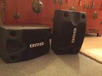BMB CS-252V 250 Watt speakers