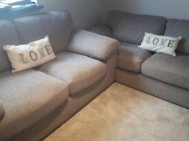 Three & Two Seater Sofa