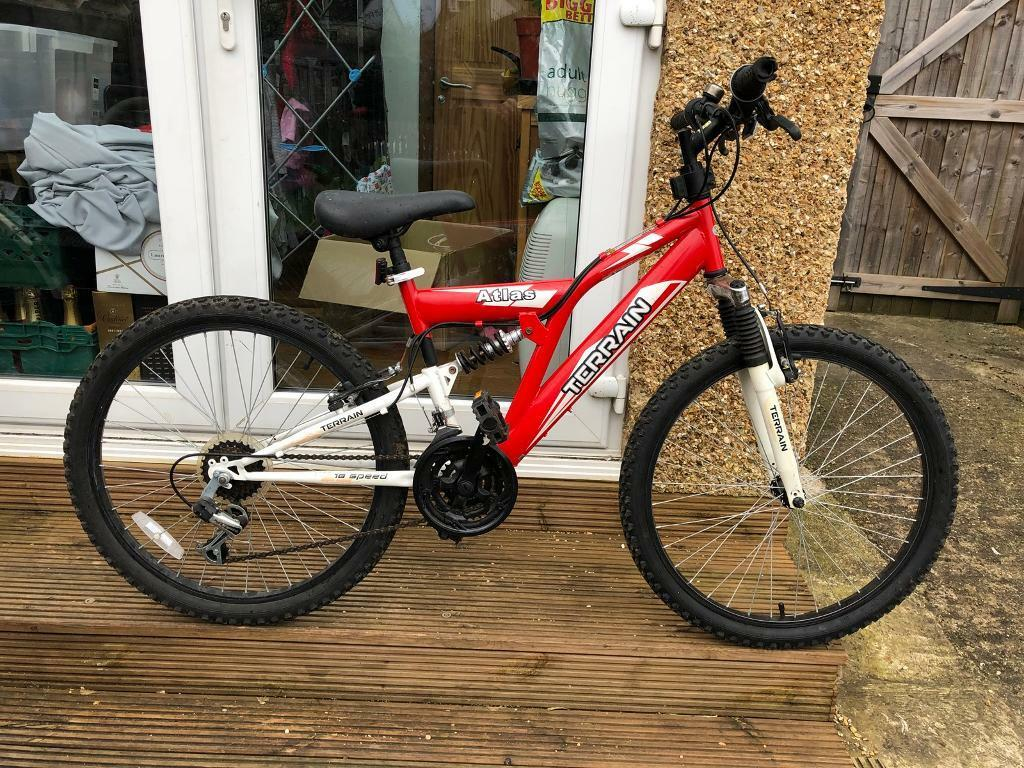 Men/Boys Mountain Bike - Headington