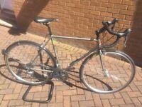 Bob Jackson Audax Club lightweight touring bicycle