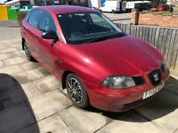 Seat Ibiza 2003 1.2 for spares or repairs