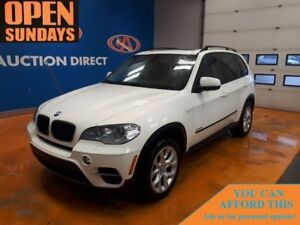 2013 BMW X5 35i HUGE SUNROOF! LOADED!