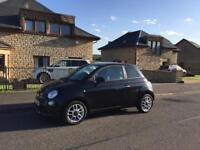 Fiat 500 0.9 twin air free road tax