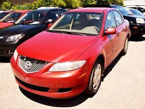 2004 Mazda MAZDA6 GS-I4