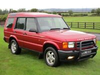 LAND ROVER DISCOVERY II 2.5 TD5 S TURBO DIESEL ### 12 MONTHS MOT AUGUST 2019 ### SEVEN SEATER ###