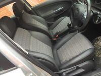 Vauxhall Corsa D SE 5 Door 2013 Half Leather Front & Rear Seats