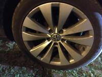 "Vw Passat 18"" x5 scirocco Audi golf bora £300"