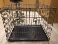 EXCELLENT DOG CAGE FOR SALE