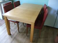 Easy Extend Dining Table