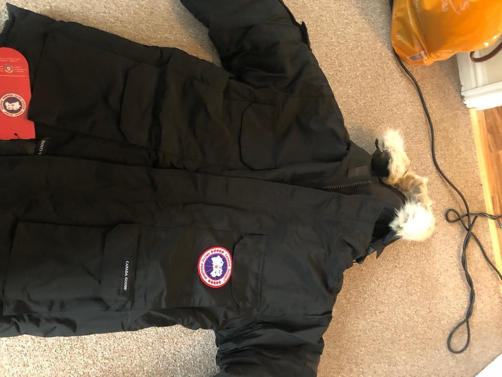 canada goose mens vest xxl