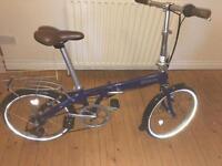 """Folding bike - 20"""" wheels"""
