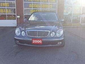 2006 Mercedes-Benz E-Class E350,4MATIC,NAVI,Panoramic Roof Oakville / Halton Region Toronto (GTA) image 2