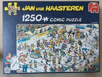 1500 piece Comic Puzzle by Jan Van Haasteren