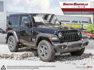 2018 Jeep All-New Wrangler Sport S | BLUETOOTH | REAR CAMERA | S