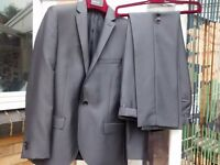 Mens 2 piece suit from Moss Bros