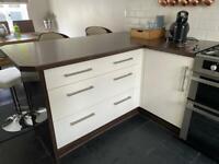 Howdens Kitchen Units