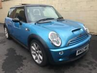 R53 Mini Cooper S 1.6 Supercharged