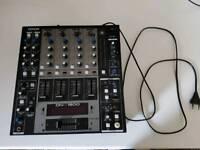 Denon DN-X1500 Mixer with Denon DN-D6000 dual cd player