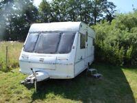Fleetwood Countryside 2000 4 berth touring caravan - Norwich or Halesworth