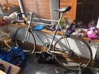 Sun GT10 vintage Raleigh bike