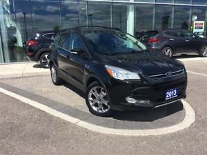 2013 Ford Escape SEL - PANORAMIC SUNROOF, LEATHER INTERIOR, NAVI