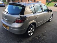 57 Vauxhall Astra Sri diesel automatic 1.9 98000 miles full service history 2 owners mot aircon