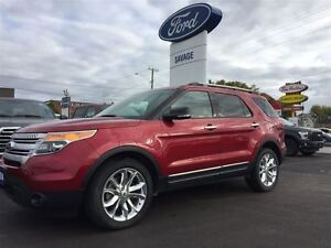 2014 Ford Explorer XLT-Fully Loaded|Leather|Moonroof|Nav