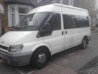 Ford transit 2004 2.4 Diesel 9 Seater Minibus