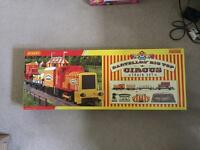 Hornby Bartellos' Big Top Circus Train Set