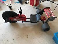 Huffy Red Machine Go Kart