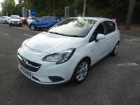 Vauxhall Corsa EXCITE AC ECOFLEX (white) 2015-06-18