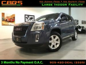 2012 GMC Terrain SLE-1| Back Up Camera| Satellite Radio|