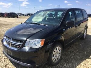 2014 Dodge Grand Caravan SE/UCONNECT/HEATED MIRRORS