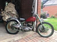 1951 BSA Bantam Classic Trials Competition Bike Motorbike Barn Find