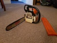Stihl ms210 in good condition