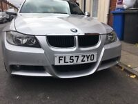bmw 320 big sat/nav full leather! M SPORT!