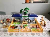 Playmobil 4344 animal nursery plus LOTS of extras