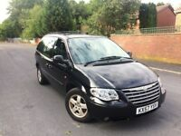 2007 57 CHRYSLER GRAND VOYAGER EXECUTIVE CRD AUTOMATIC 2.8 TURBO DIESEL TAX & TESTED ***BARGAIN***