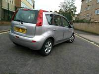 NISSAN NOTE 1.4 ACENTA MANUAL PETROL LOW MILES PREVIOUS ONE OWNER