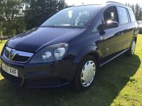 VAUXHALL ZAFIRA 1.9 DIESEL GREAT CONDITION