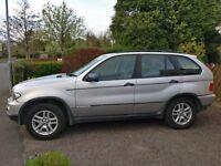 BMW x5 diesel 3.0l 2004 54 swap part ex p/ex,128k miles, mot til NOV