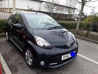 62 plate FaceLift HPI CLEAR Toyota Aygo Fire £3350 ONO