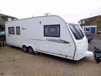 2011 Coachman Laser 655/6 Berth Tourer with many extras