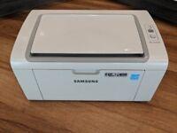 Samsung ML-2165W Laser Printer Black/White, good condition, needs new toner, comes with box