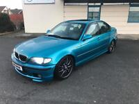 2003 BMW 330d M Sport Individual Model - Remapped - Leather Interior - Atlantis Blue