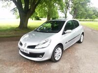 CLIO DYNAMIC FSH YEARS MOT! NOT CORSA,FIESTA,MICRA,207,POLO,PUNTO
