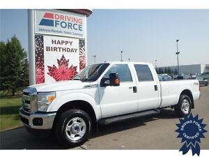 2016 Ford Super Duty F-250 XLT FX4 6 Passenger Long Box, 6.2L