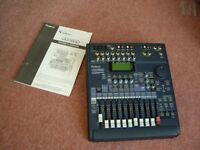 Roland VM-3100 Digital Mixer and Case
