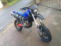 Yamaha wr400 125 supermoto mx