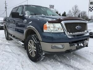 2005 Ford F-150 Lariat -LEATHER